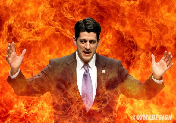 Paul Ryan, a.k.a. Satan.