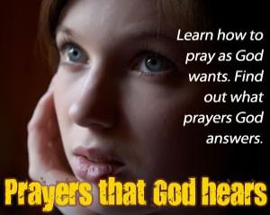 Prayer Ur Doin It Rong