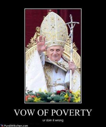 povertypope