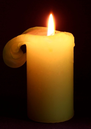 Wallpaper: Candle