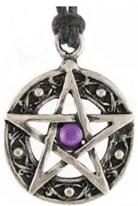 pentagrampendant