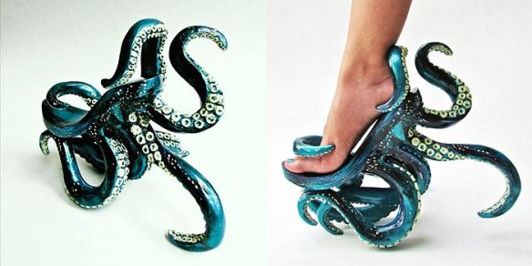 tentacleshoes