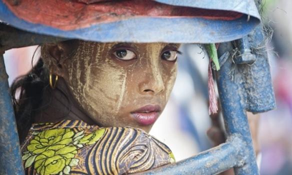 rohingamuslimwoman
