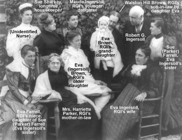 Ingersoll - extended family