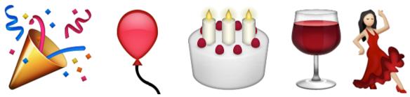 celebrationmojis